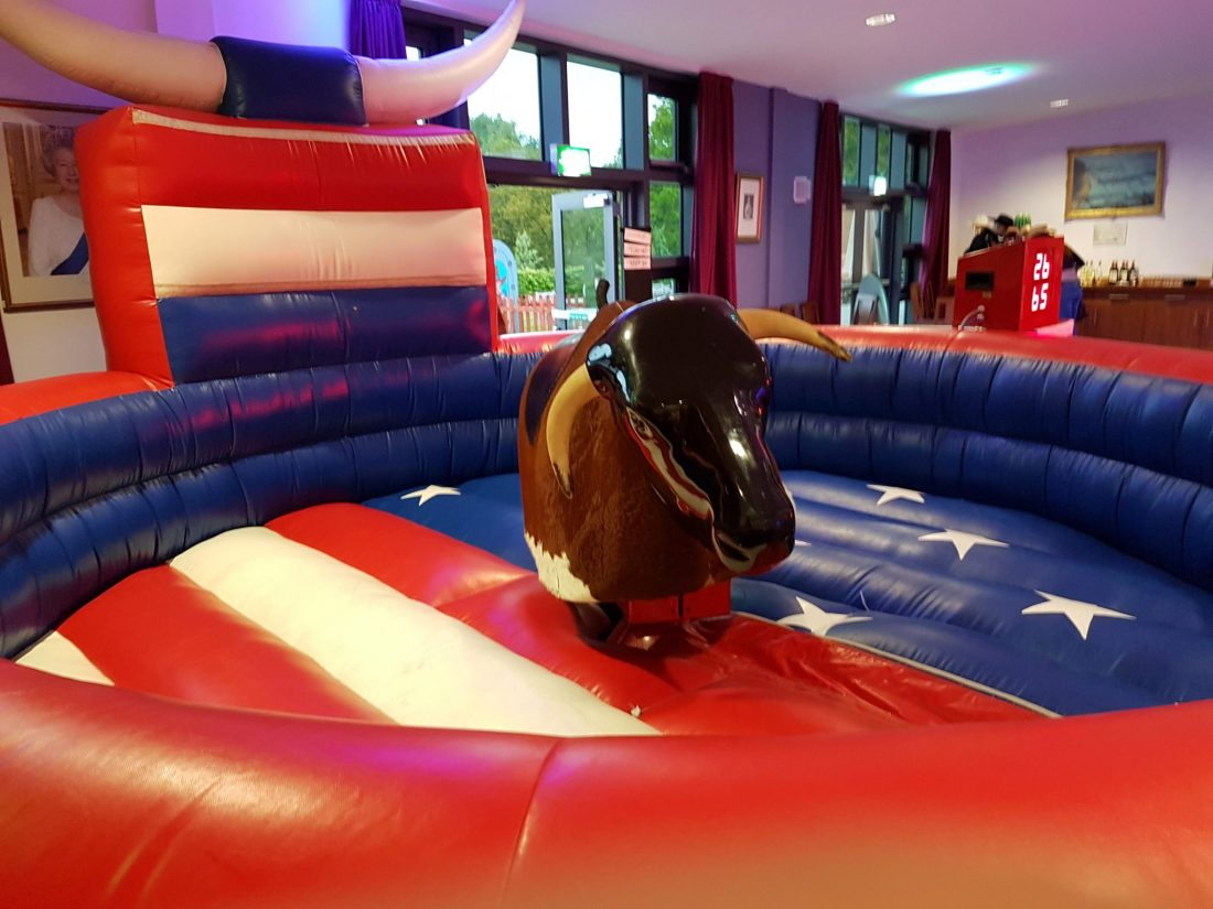 Rodeo Bull Hire London Amp Bucking Bronco Hire London