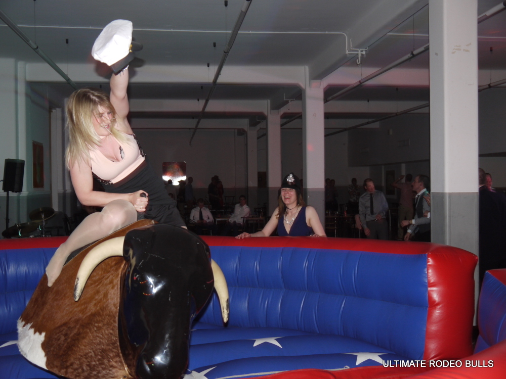 RODEO BULL HIRE LONDON