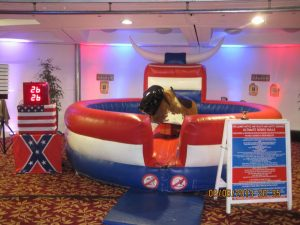 Rodeo Bull Hire & Bucking Bronco Hire London
